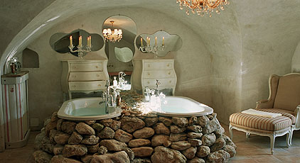 COMPTOIRSAINTHILAIRE Des Chambres Dhôtes Uniques Mises En - Salle de bain d exception